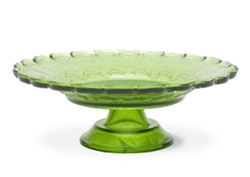Pedestal Shallow Bowl - Medium
