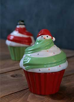 Holiday Sweet Soiree Candy Dish - Red Hat