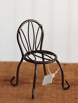 Chair Figurine