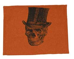 Mr. Skeleton Tea Towel