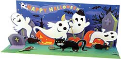 Happy Haunting Pop-up Card