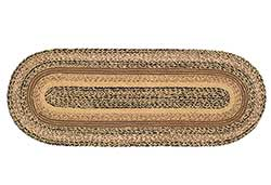 Kettle Grove Braided Table Runner - 36 inch