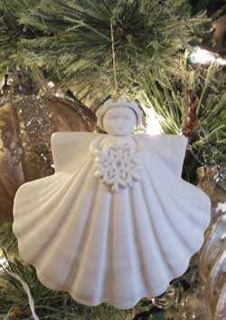 Snowflake Angel - 3 inch
