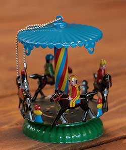 Merry Go Round Ornament