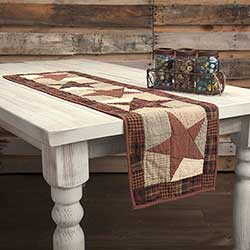 Abilene Star Table Runner - 48 inch