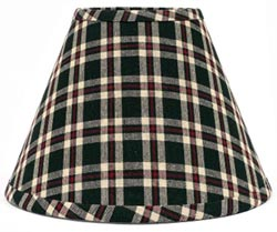 Penneyhill Plaid Lamp Shade - 10 inch