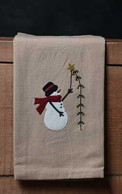 Pine Tree Wishes Towel