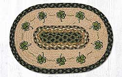 Shamrock Braided Placemat
