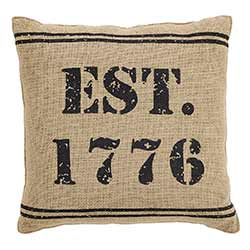 Independence 1776 Pillow