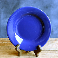 Sonoma Dark Blue Appetizer Plate