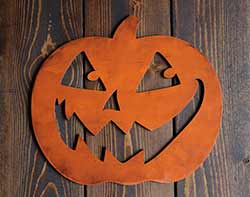 Jack o'Lantern Wall Decor