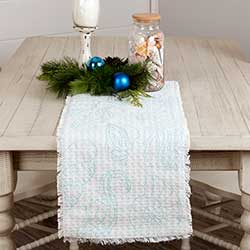 Arielle Beach 90 inch Table Runner