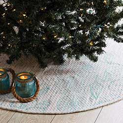 Arielle Beach Christmas Tree Skirt