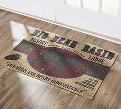 Big Bear Basin Rug