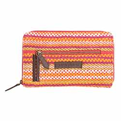 Tabitha Signature Zip Wallet