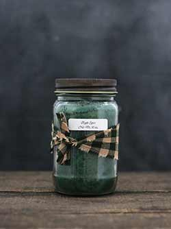 Apple Spice Mason Jar Candle - 16 oz
