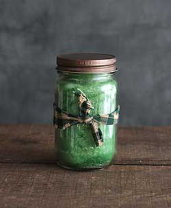 Cucumber Melon Mason Jar Candle - 16 oz