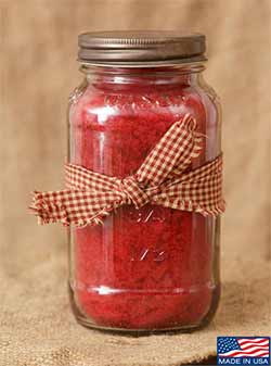 Christmas Cheer Mason Jar Candle - 16 oz
