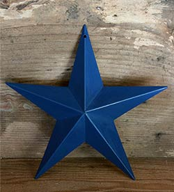 Nautical Blue Barn Star (Multiple Size Options)