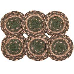 Barrington Braided Coasters (Set of 6)