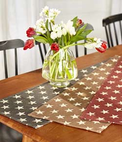 Stargazer Latte 36 inch Table Runner