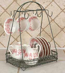 Teatime Dish Caddy