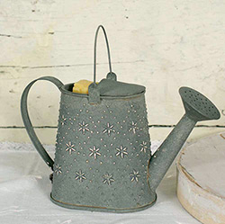 Watering Can Wax Warmer - Barn Roof