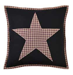 Plum Creek 16 inch Star Pillow Cover