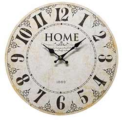 Vintage Home Wall Clock