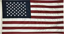 Large Traditional American Flag