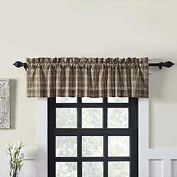 Sawyer Mill Plaid Valance (72 inch)