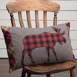 Cumberland Moose Pillow