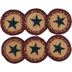 Potomac Braided Coasters (Set of 6)