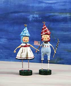 Lil' Firecrackers (Set of 2)