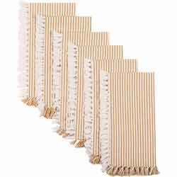 Ashton Gold Napkins (Set of 6)