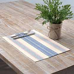 Cadence Ribbed Placemats (Set of 6)