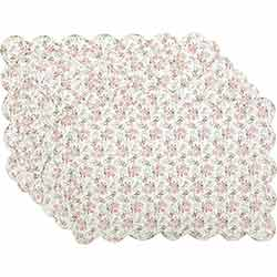 Carol Quilted Placemats (Set of 6)