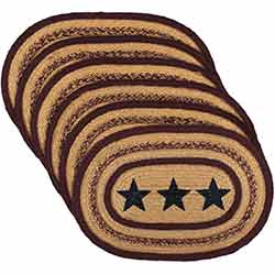 Potomac Braided Placemats (Set of 6)