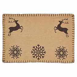 Prancer Placemats (Set of 6)