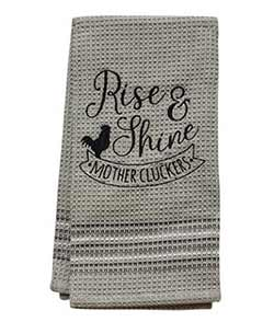 Rise & Shine Dishtowel