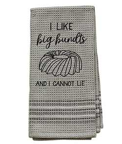 I Like Big Bundts Dishtowel
