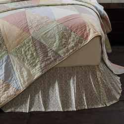 Ava Queen Bed Skirt