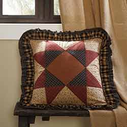 Maisie Patchwork Throw Pillow