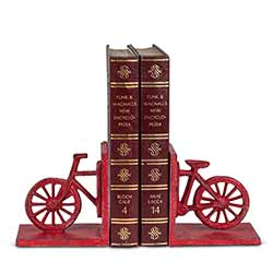 Bicycle Book Ends (Pair of 2)