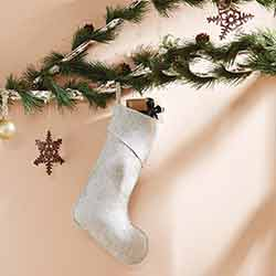 Tinsley 15 inch Stocking