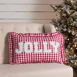 Emmie Jolly Pillow (14x22)