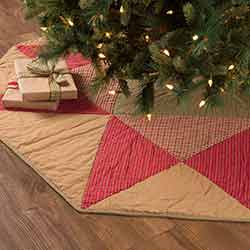 Dolly Star 60 inch Tree Skirt