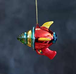 Mini Ray Gun Ornament