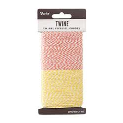 Baking Twine, 100 yards - Orange & Yellow