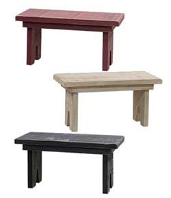 Mini Wooden Bench/Riser